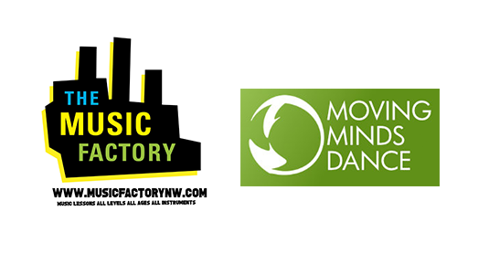 The Music Factory Moving Minds Dance MoPOP