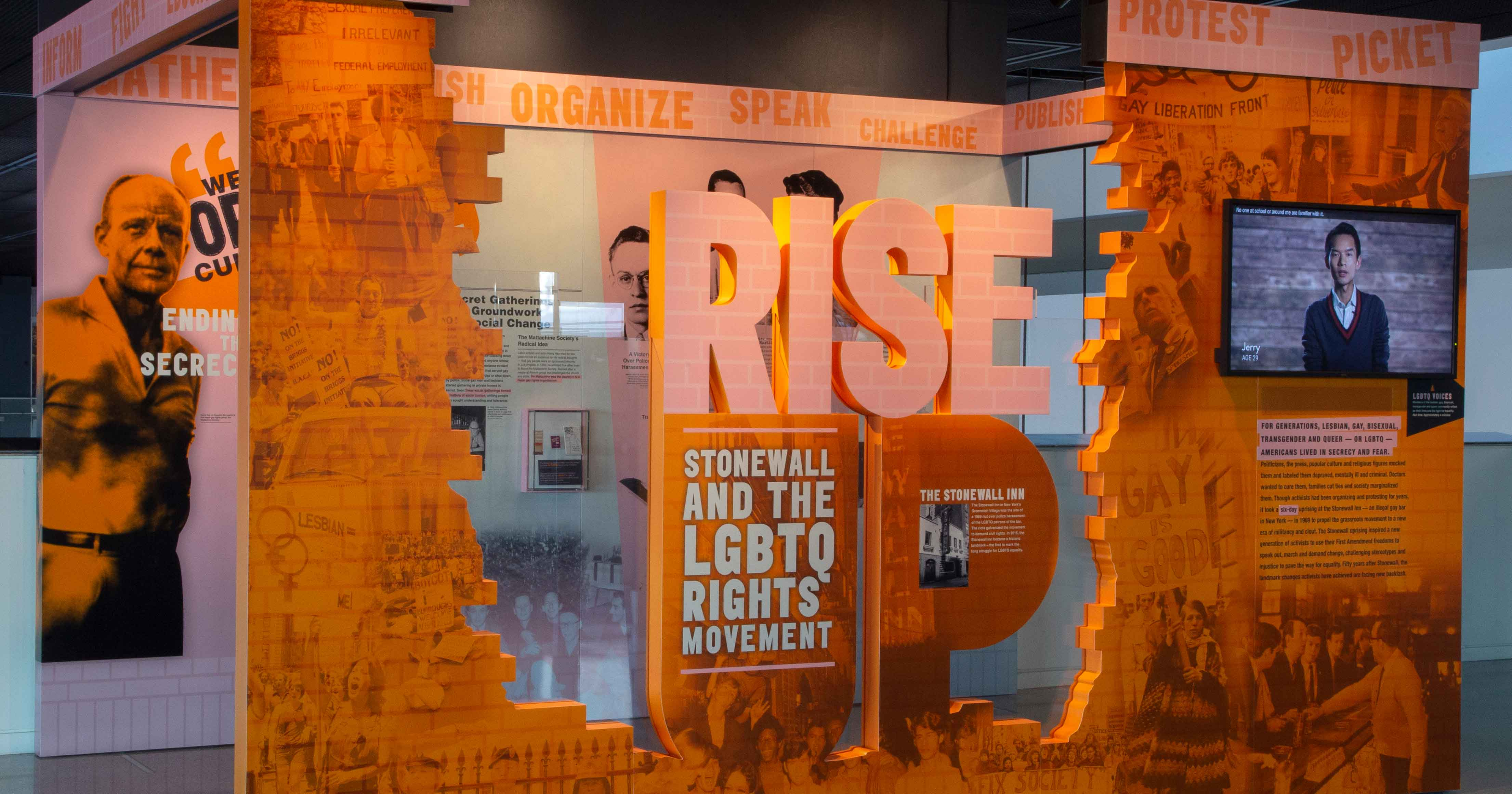 MoPOP Partners With Seattle Pride to Host 'Rise Up: Stonewall and the LGBTQ  Rights Movement' Icons Panel June 26 | Museum of Pop Culture